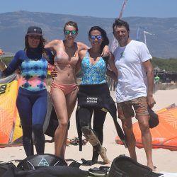 clases de kite kitesurf clases para grupos en tarifa