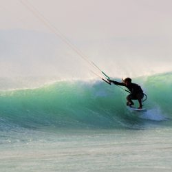 kitesurf un deporte que desata pasiones