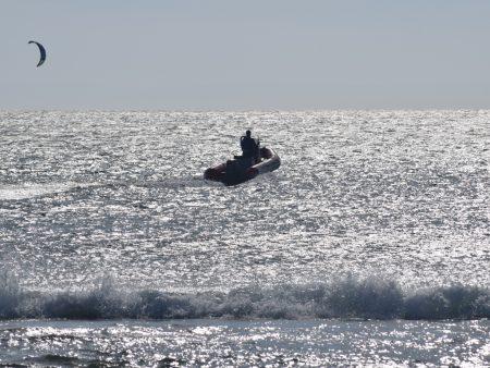 Sistemas de seguridad que existen el el kitesurf